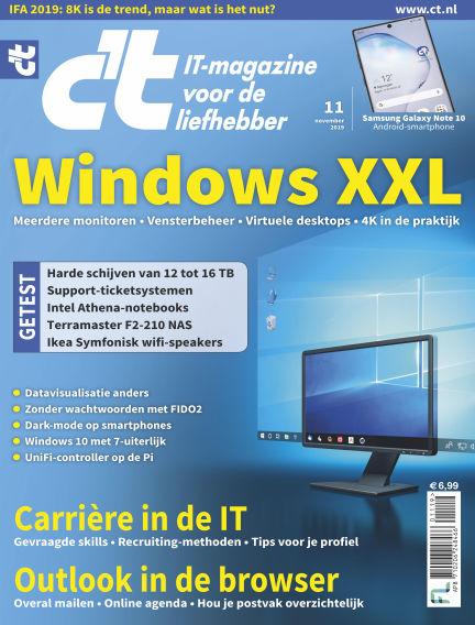 c't magazine October 15, 2019 00:00
