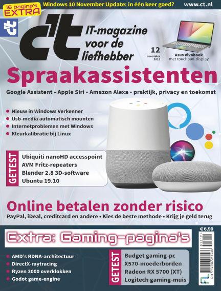 c't magazine November 19, 2019 00:00