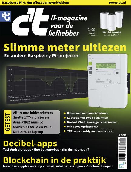 c't magazine December 24, 2019 00:00