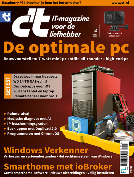 c't magazine January 28, 2020 00:00
