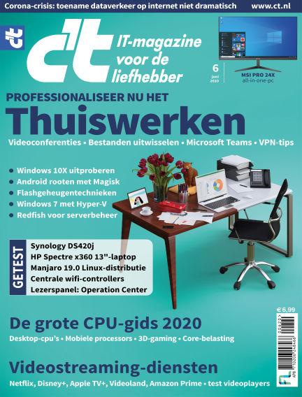 c't magazine May 12, 2020 00:00