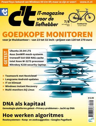 c't magazine 0708-2020
