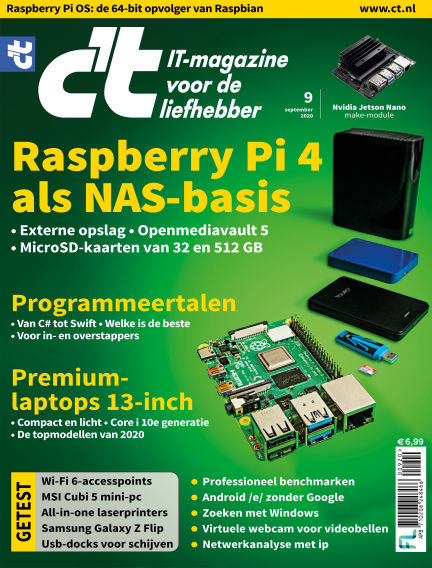 c't magazine July 28, 2020 00:00