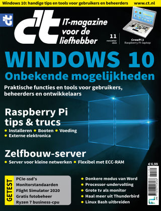 c't magazine 11-2020