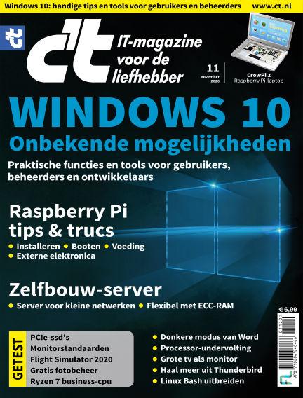 c't magazine October 06, 2020 00:00