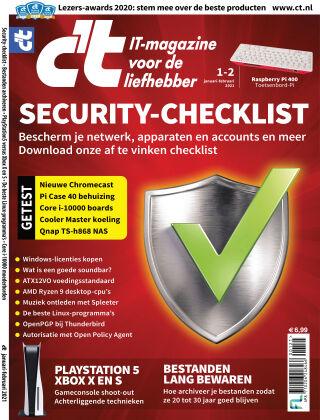 c't magazine 0102-2021