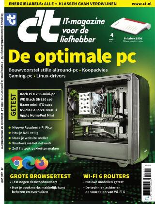 c't magazine 04-2021