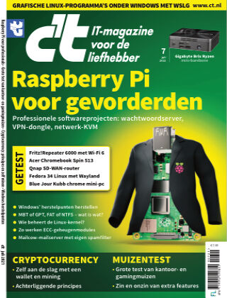 c't magazine 07-2021