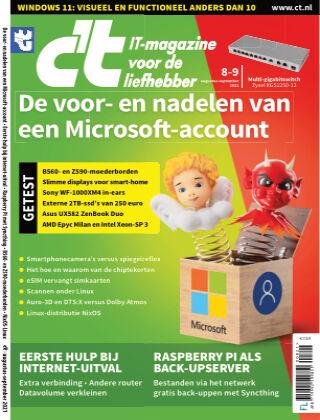 c't magazine 0809-2021