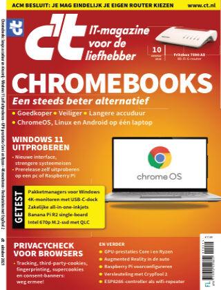 c't magazine 10-2021