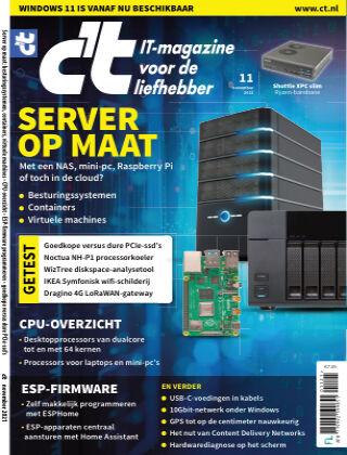 c't magazine 11-2021