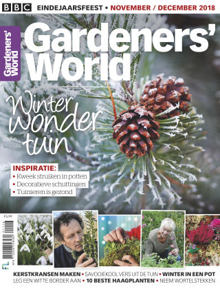Gardeners' World - NL Nov-Dec 2018