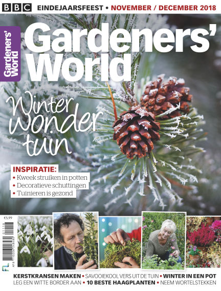 Gardeners' World - NL October 30, 2018 00:00