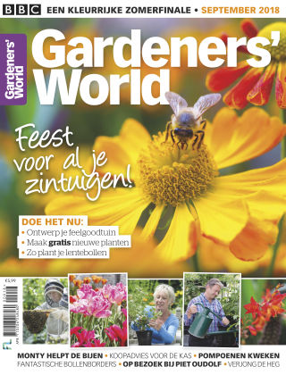 Gardeners' World - NL 09-2018