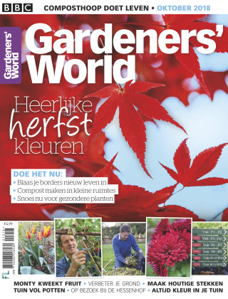 Gardeners' World - NL 10-2018