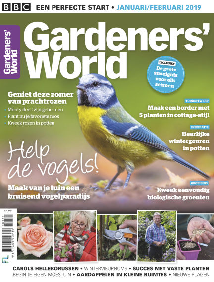 Gardeners' World - NL December 28, 2018 00:00