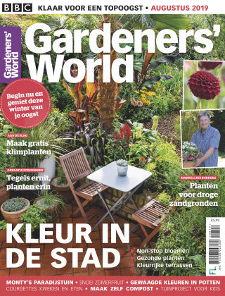 Gardeners' World - NL 08-2019