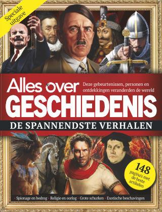 Alles over Geschiedenis - Speciale Editie Spannende verhalen 1