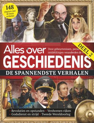 Alles over Geschiedenis - Speciale Editie Spannende verhalen 2