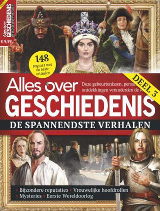 Alles over Geschiedenis - Speciale Editie Spannende verhalen 3
