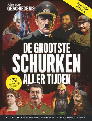 Alles over Geschiedenis - Speciale Editie Schurken