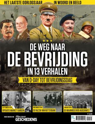 Alles over Geschiedenis - Speciale Editie De bevrijding