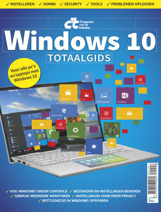 c't magazine - Special Editie Windows 10 gids