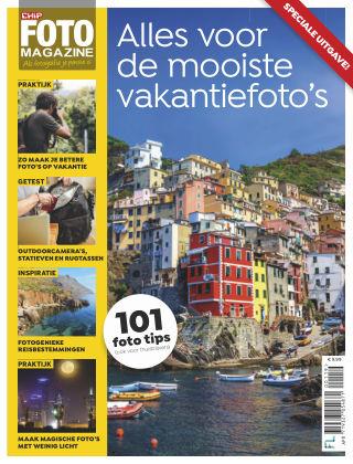 CHIP FOTO magazine - Special Editie Maak vakantiefoto's