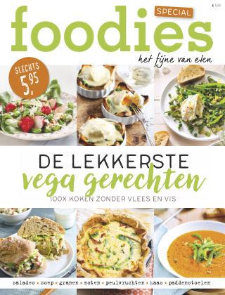 foodies - NL - Special Editie 100 Vega gerechten
