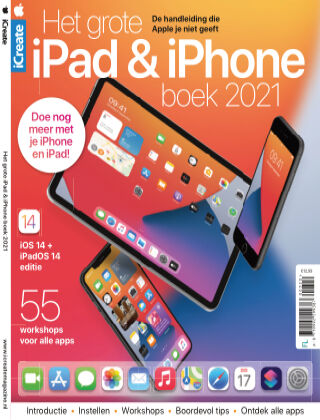iCreate - NL - Special Editie iPad & iPhone 2021