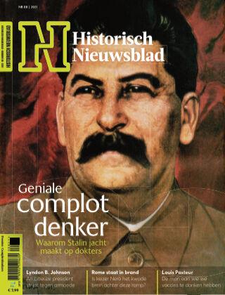 Historisch Nieuwsblad 08-2021