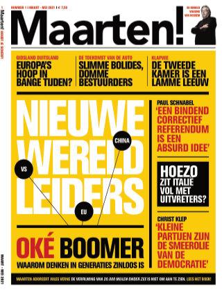 Maarten! 01-2021