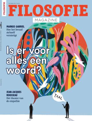 Filosofie Magazine 10-2021
