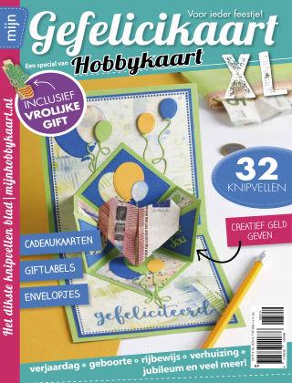 Mijn Hobbykaart XL 85