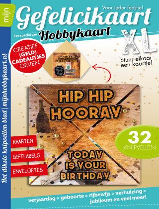 Mijn Hobbykaart XL 91