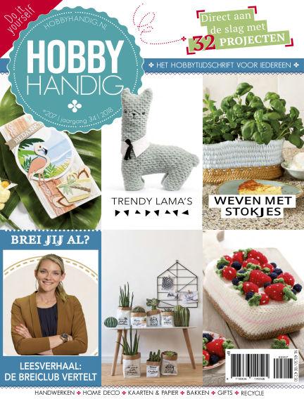 HobbyHandig June 29, 2018 00:00