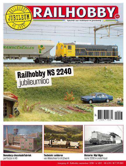 Railhobby August 31, 2018 00:00