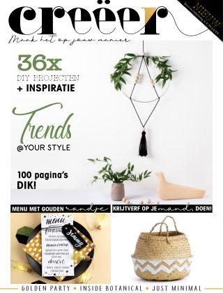 Creëer Magazine 1