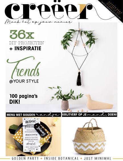 Creëer Magazine November 02, 2018 00:00