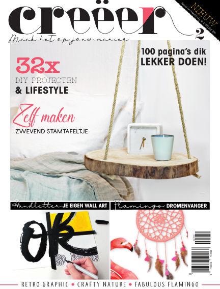 Creëer Magazine April 12, 2019 00:00
