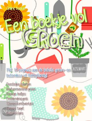 HobbyHandig Special boekje groen
