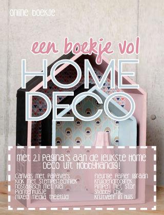HobbyHandig Special boekje home
