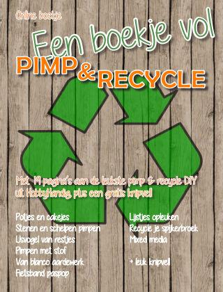HobbyHandig Special boekje recycle