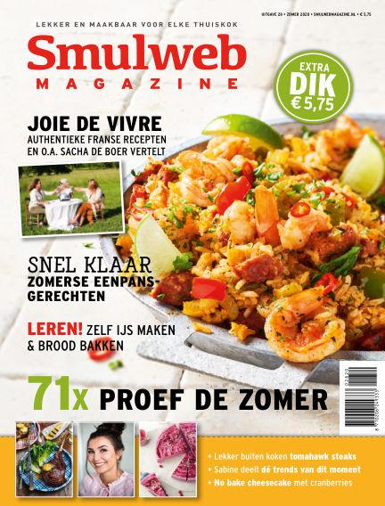 Smulweb Magazine September 02, 2020 00:00