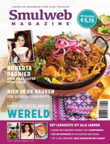 Smulweb Magazine September 01, 2019 00:00