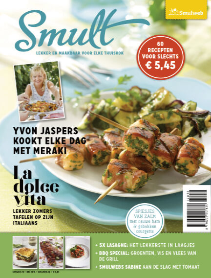 Smulweb Magazine May 01, 2018 00:00