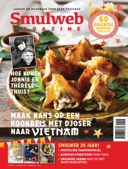 Smulweb Magazine September 01, 2018 00:00