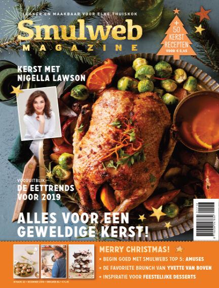 Smulweb Magazine December 01, 2018 00:00