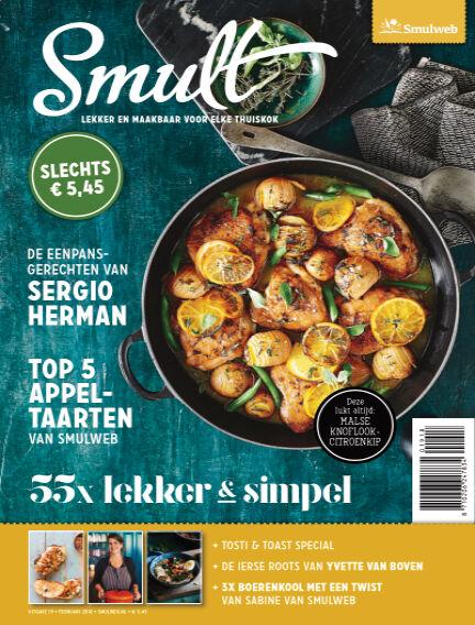 Smulweb Magazine February 01, 2018 00:00