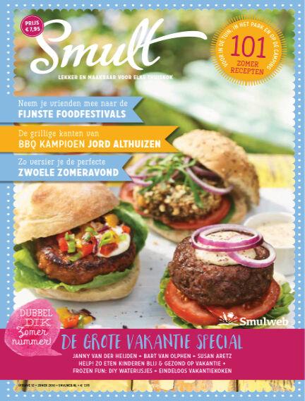 Smulweb Magazine July 01, 2016 00:00